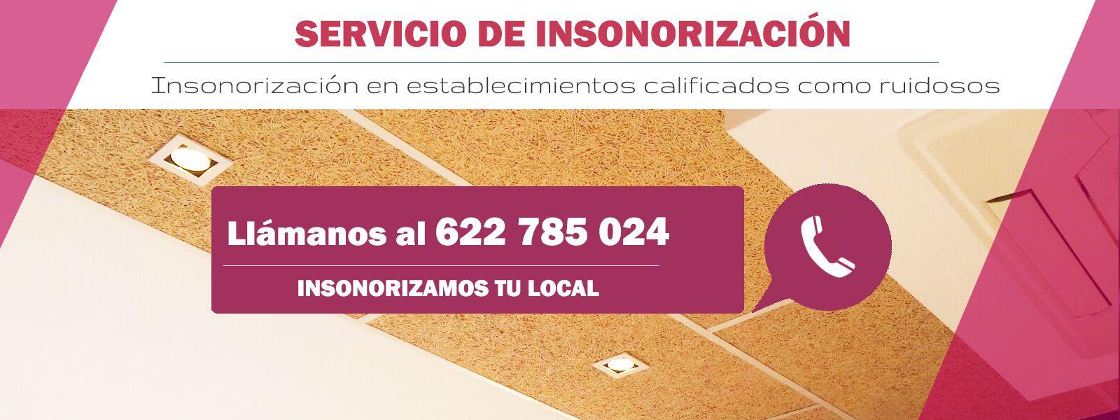 Insonorización de locales en Cádiz