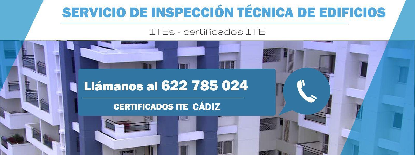 Inspección Técnica de edificios en Cádiz