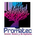 Logotipo Promatec Ingeniería