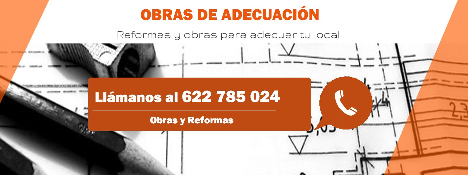 Obras de adecuación en Cádiz